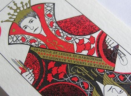 Marian Bantjes business card design