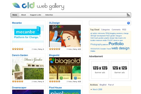 CLD Web Gallery