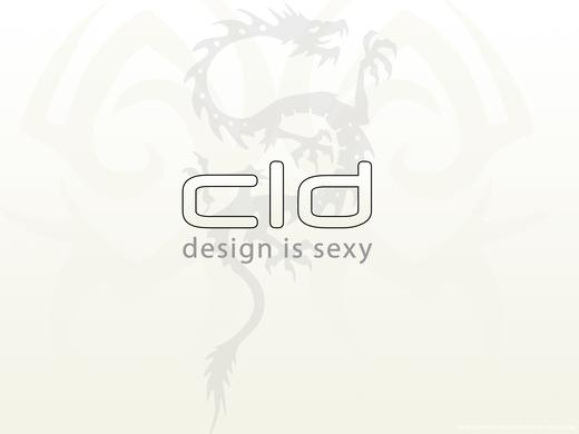 CLD Design is Sexy Wallpaper - Elegant White