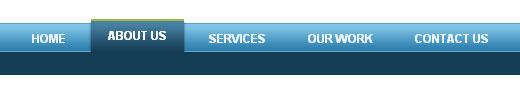Free CSS Menus for download