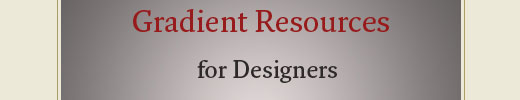 71 Gradient Resources for Web Design