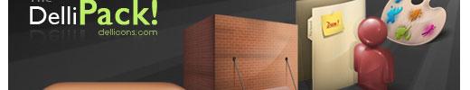 DelliPack: A Free Icon Set