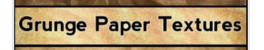 Free High Resolution Plain and Grunge Paper Textures
