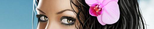 40 Amazing Girls: Digital 2D & 3D Artwork