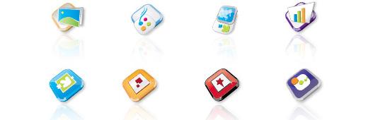 Calabria - Free Vector Icons