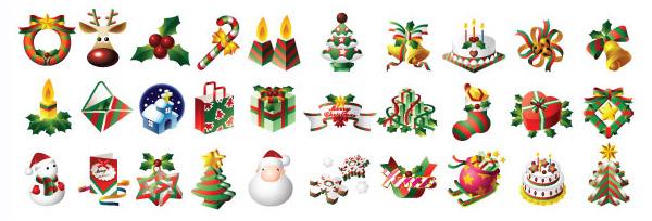 Christmas EPS Vectors