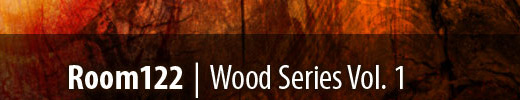 Wood Series Vol. 1 Knot Holes: Photoshop Brush Set