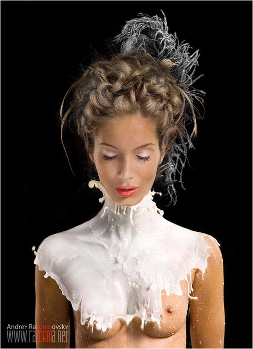 Milk Photography 13 - Andrey Razoomovsky
