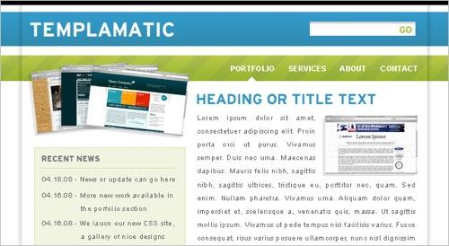 Web 2.0 Layout Photoshop Tutorial
