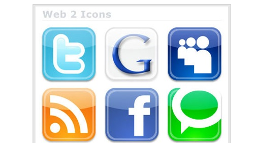 Free Web 2.0 and 75 Best Free Graphics Design Icon Sets