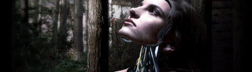 Create an Amazing A.I. Robot Woman in Photoshop