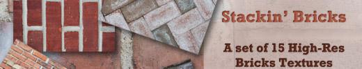 Stackin' Bricks: 10 Free High Resolution Bricks Textures