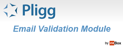 Email Validation Module for Pligg 9.9.5