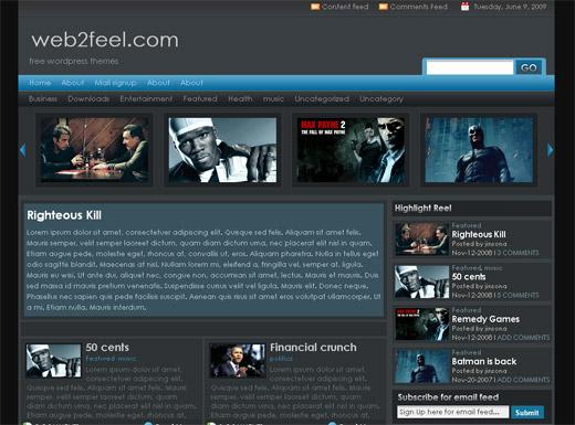 Zinmag Remedy Free WordPress Theme