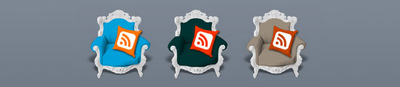 Chair RSS Icons