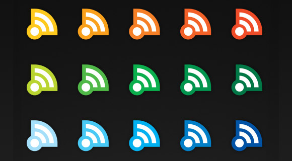 Feedsessive Icon Set