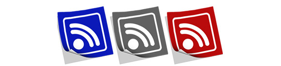 RSS Curl Icons