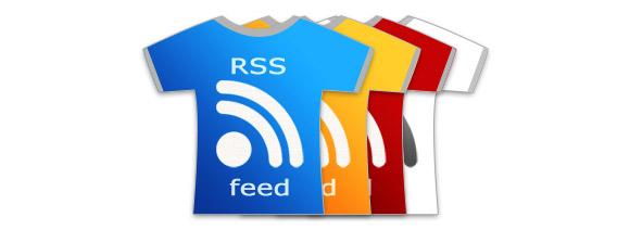 Sporty RSS Icons