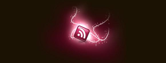 Web 2.0 Lean RSS Icons