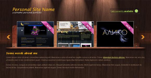 9 Beautiful Free CSS Web Templates