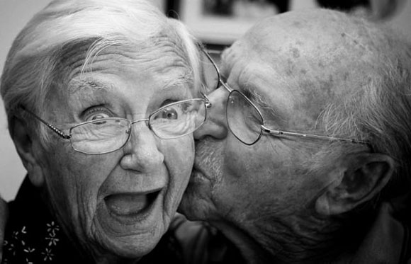 Surprise Kiss