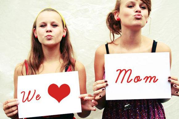We Love Mom