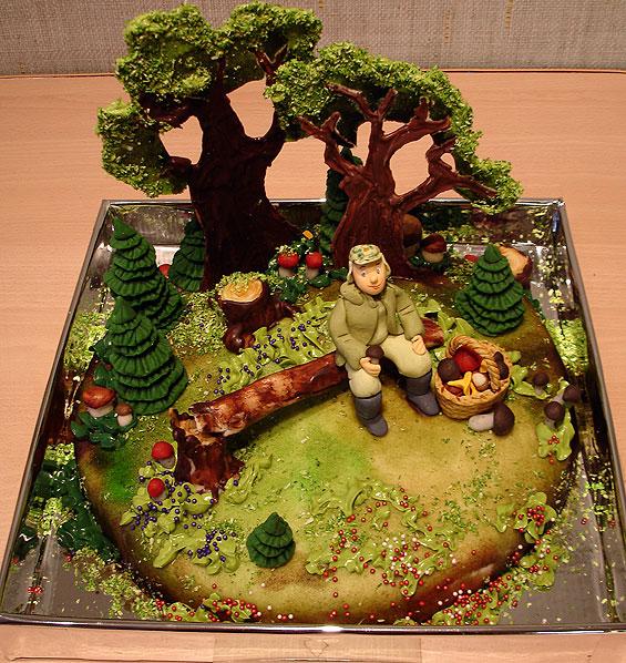 Cake Art Designs : Cake Art - The Tasty Side of Design