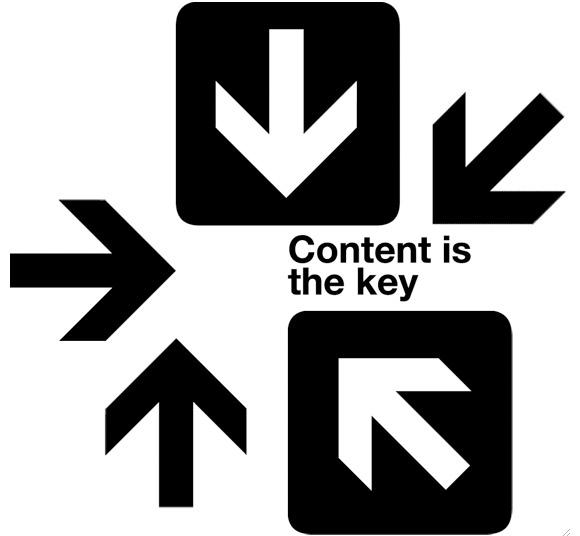 Improve Website Usability - Good Content