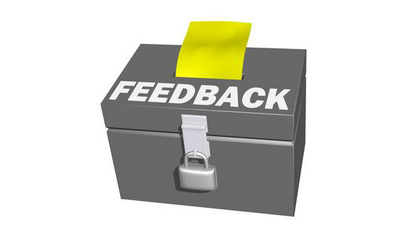 Improve Websie Usability - Feedback