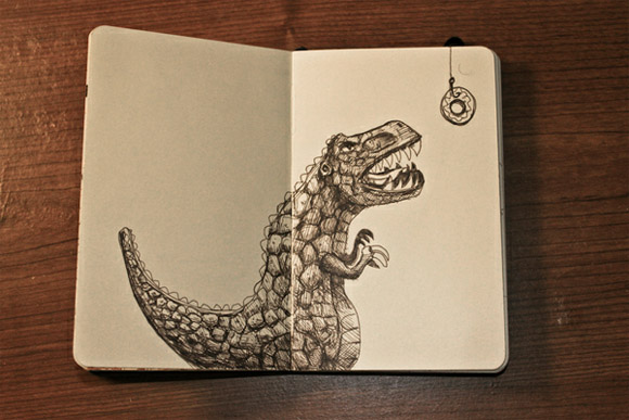 Creative Moleskine Design 11