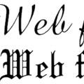 Font styles in black