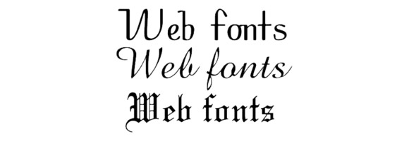 The Future of Web Typography