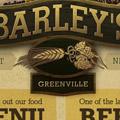 Barley's design inspiration
