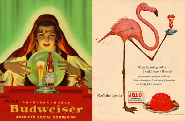 20 Classic and Vintage Brand Advertisements