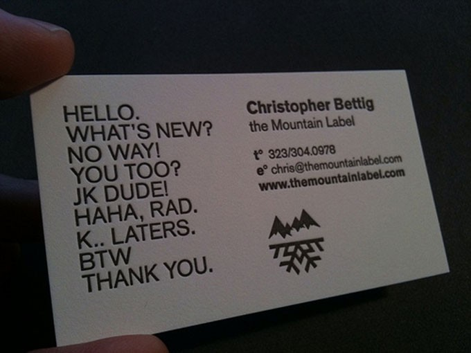 christopher betting business card