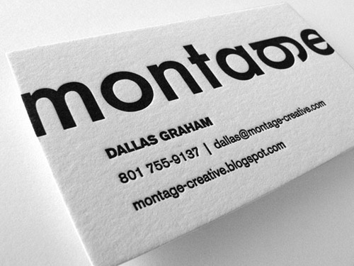 dallas graham business card