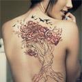tatoo on girls back