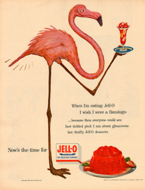 Jell-o Vintage Ad