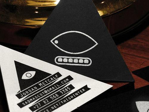 jordan metcalf business card