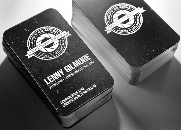 lenny gilmore business card