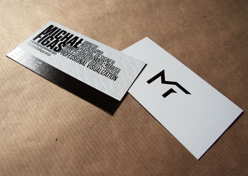 michal figas business card