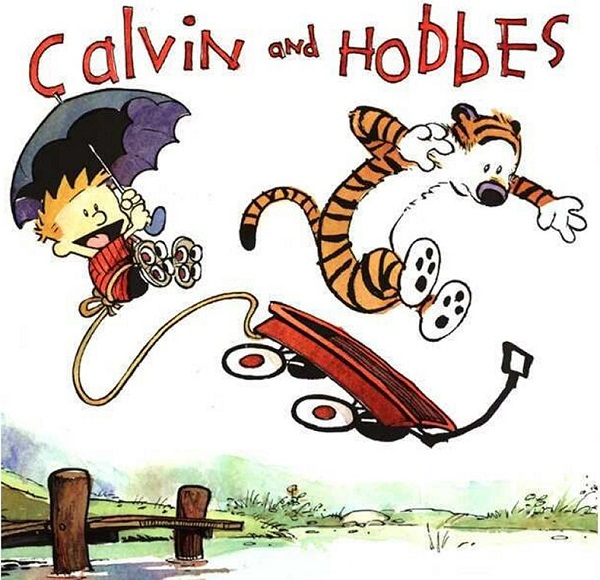 20 Beautiful Calvin and Hobbes Greeting Card Artworks – Calvin and Hobbes Birthday Cards