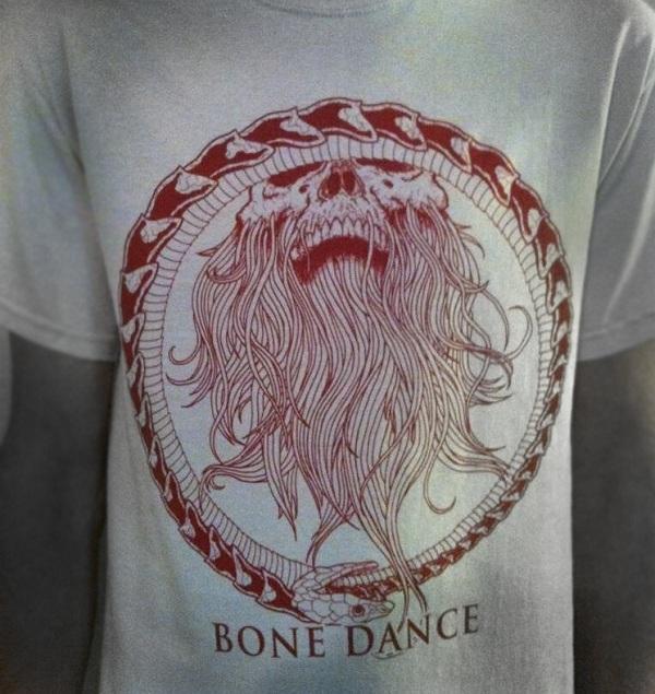 bone dance tshirt