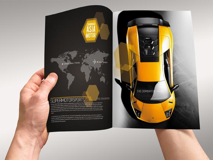 15 Superb Car Brochure Designs for Your Design Inspiration