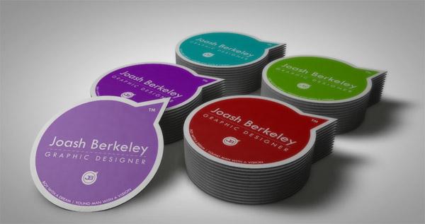 Joash Berkeley business card