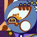 multicolored illustrations