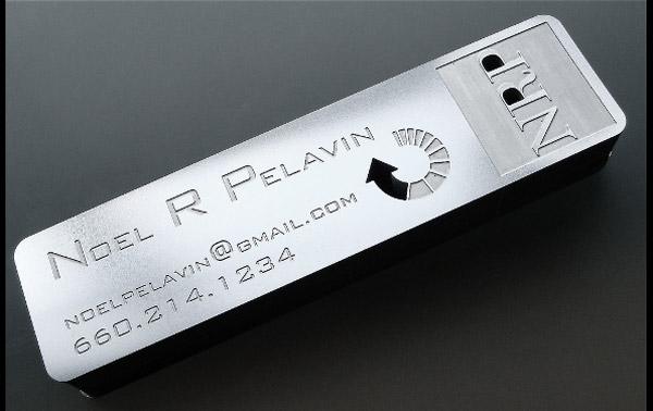 Noel Pelavin business card