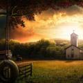 fairy tale church