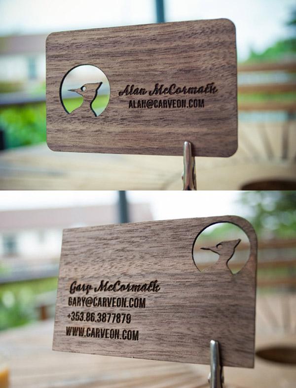 Alan McCormack business card