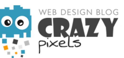 crazy pixels logo